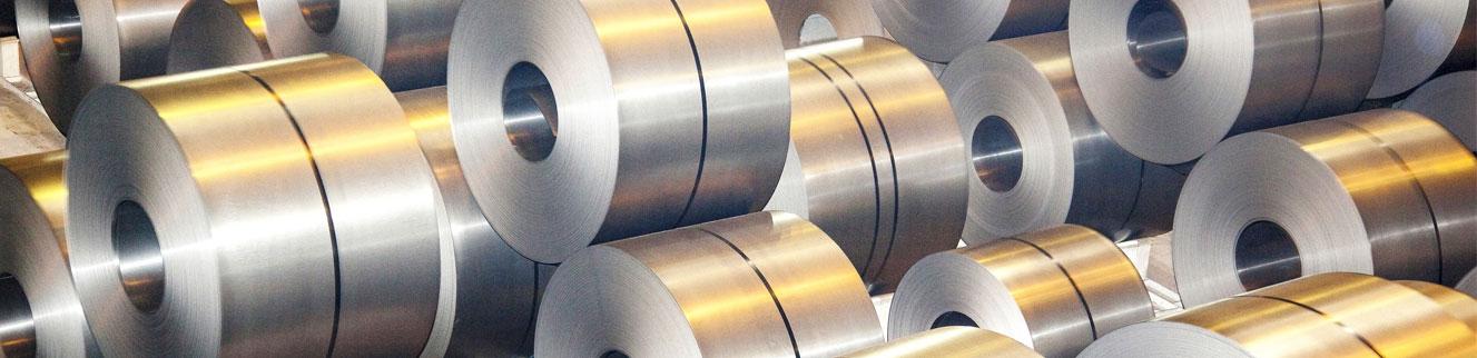 The aluminium foil